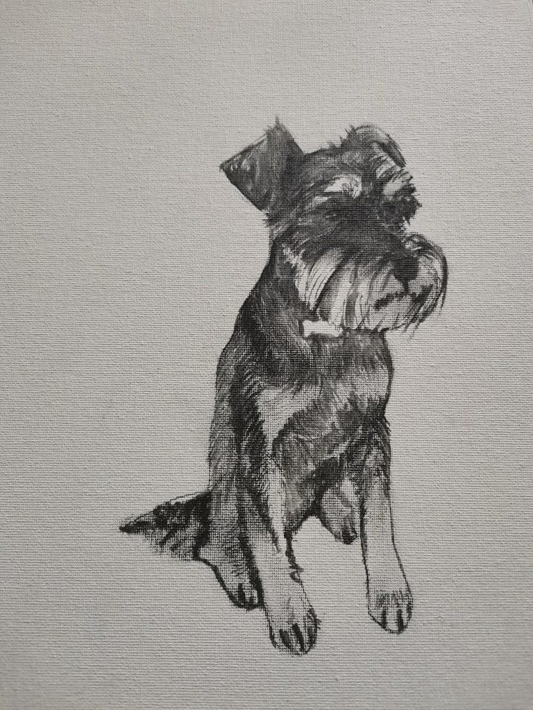 Bowser portrait